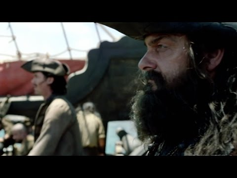 Black Sails: Season 4 Trailer - NYCC 2016