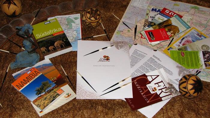 Reise-Informations-Paket