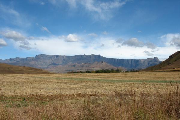 Suedafrika Drakensberge