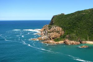 Südafrika - Garden Route - Knysna Lagune