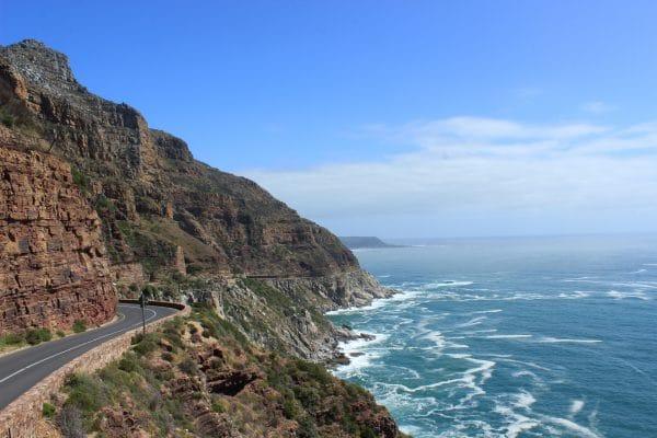 Suedafrika Kapregion Chapmans Peak Drive
