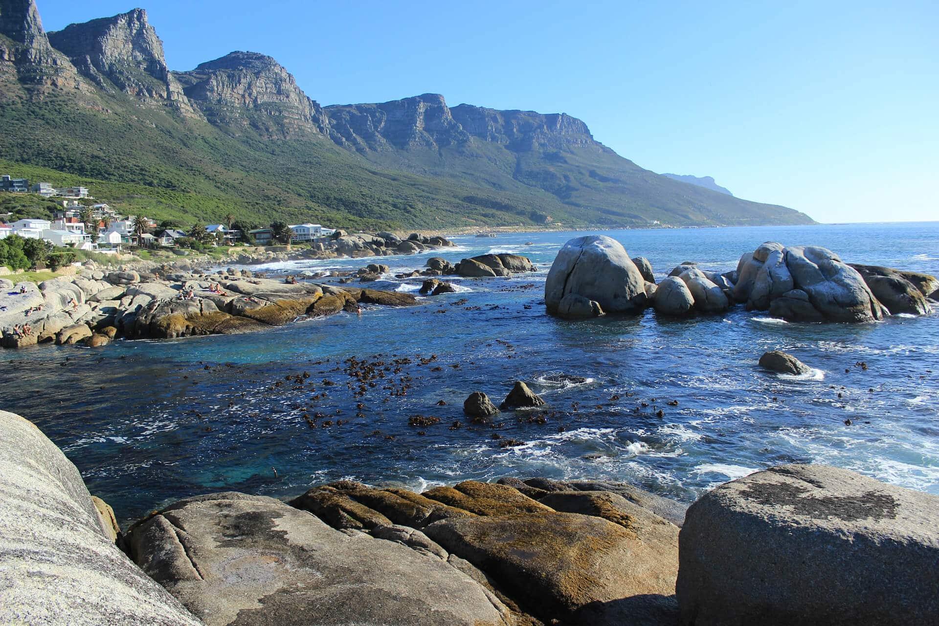 Die 12 Apostles Von Kapstadt