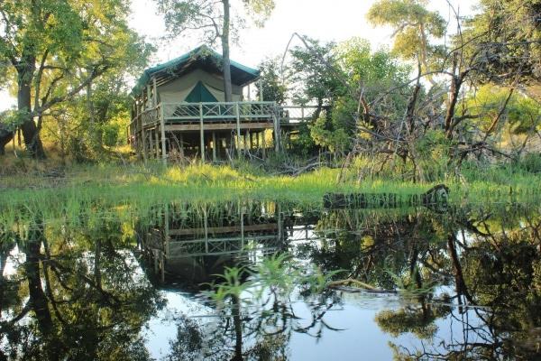 Botswana Okavango Delta Private Konzession
