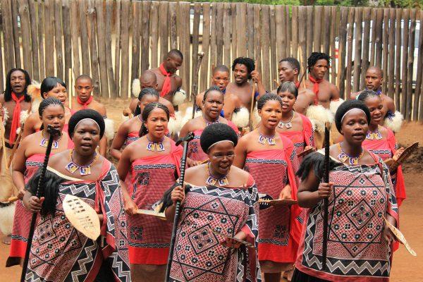 Mantenga Cultural Village Tanzshow