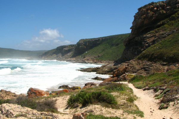 Strand Im Robberg Nature Reserve