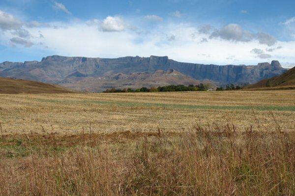 Suedafrika Drakensberge Royal Natal National Park
