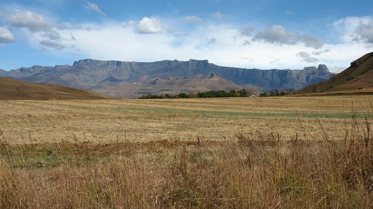 Suedafrika Drakensberge Royal Natal National Park