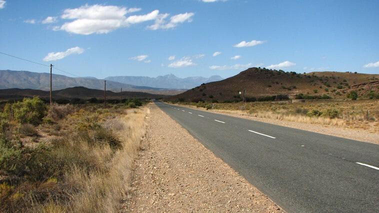 Blick auf Route 62 | Oudtshoorn