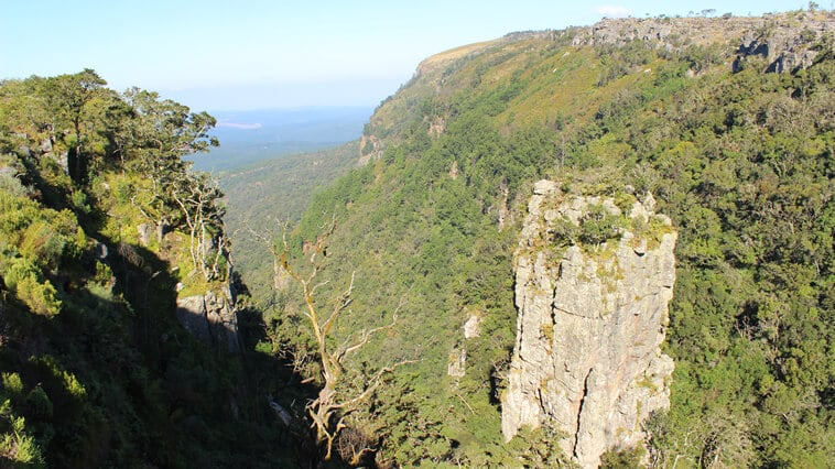 Suedafrika Panorama Route The Pinnacle