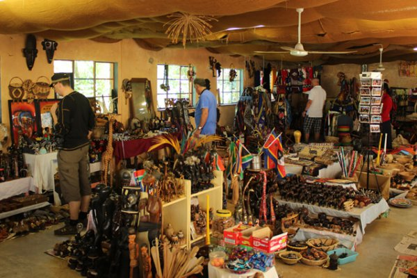 Swazi Craft Markets