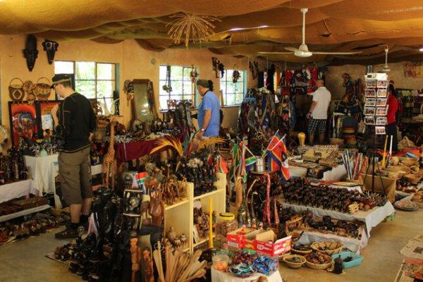 Swazi Craft Markets