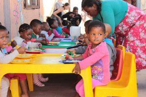 Township Projekt Für Kinder Von Uthando