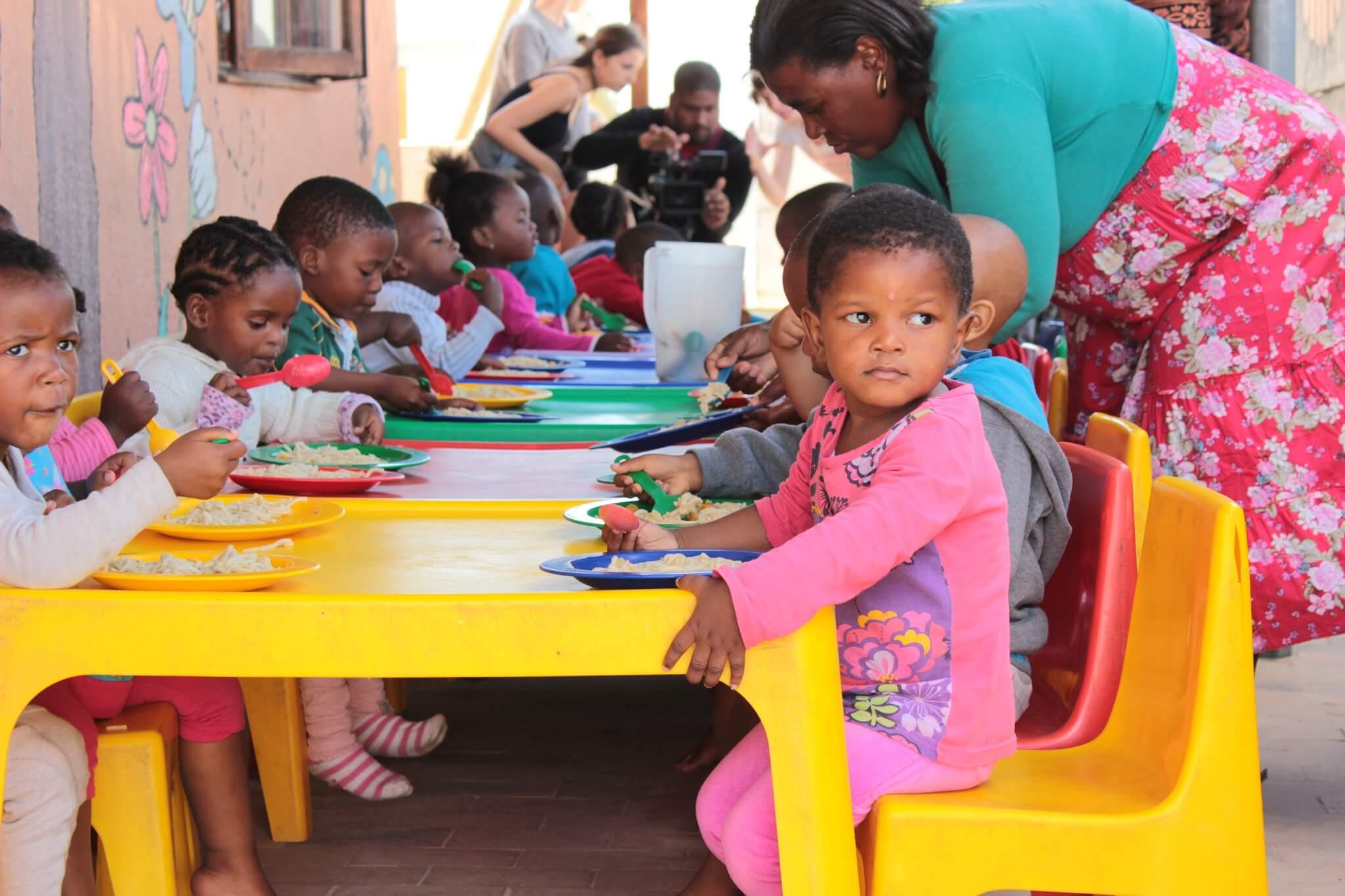 Aktion Frühjahrsputz Für Kinder In Kapstadt