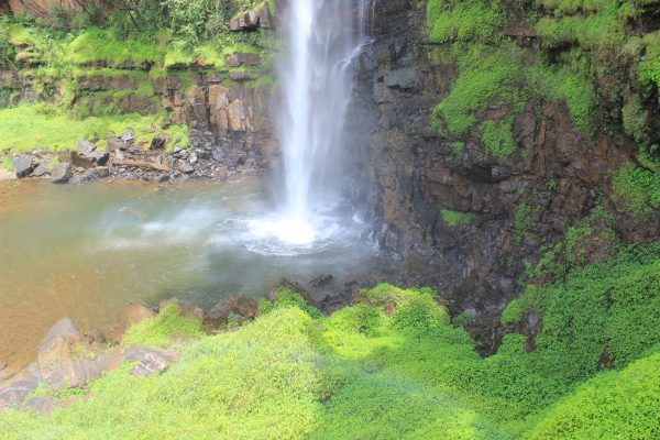 Wasserfall An Der Panorama Route