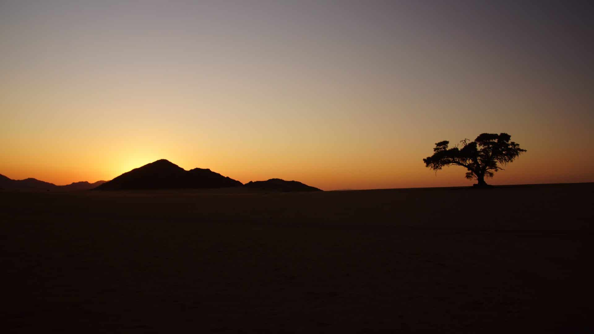 Namibia Highlights