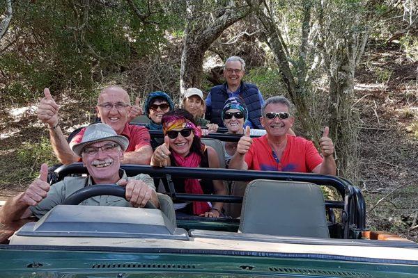 Feedback: Garden Route Reise