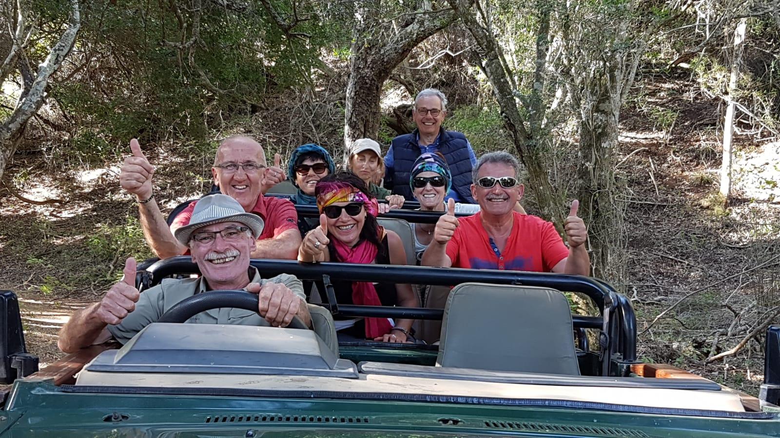 Garden Route Mietwagenreise Januar 2019