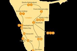 Karte NAETO SRGB
