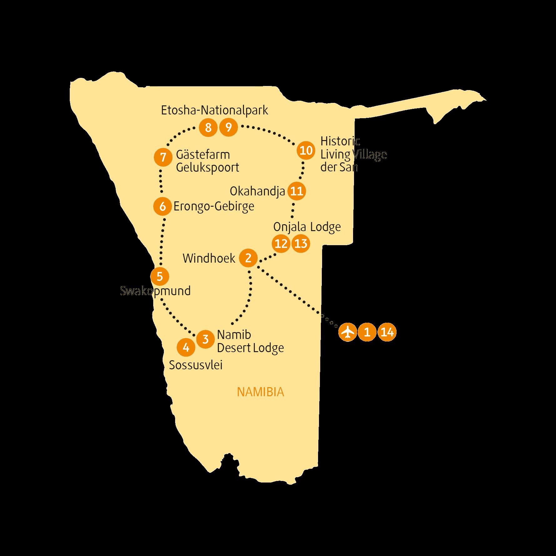 Karte NASOS sRGB