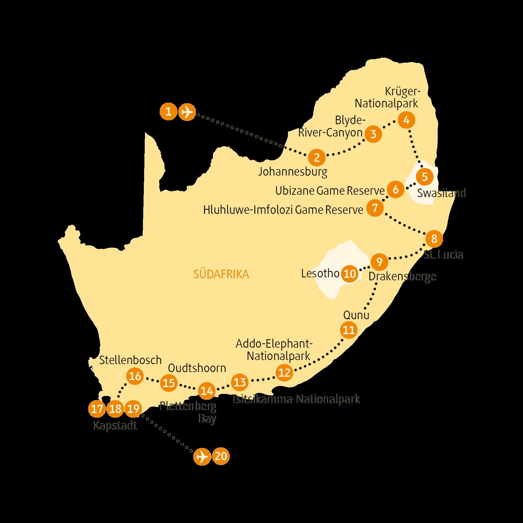 Karte SAPAN sRGB