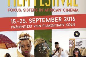Plakat Des Film Festival Kölns