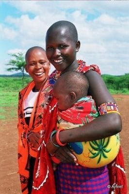 tand Up for African Mothers