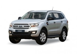 Ford Everest Automatik o.ä.