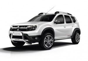 Renault Duster 2x4 o.ä.
