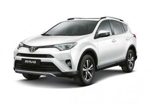 Toyota Rav 2x4 Automatik o.ä.