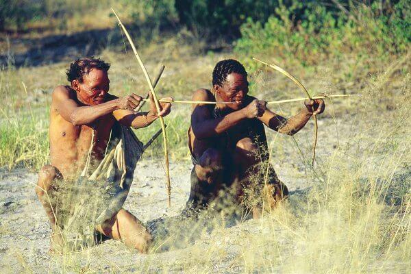 Kalahari San Tour