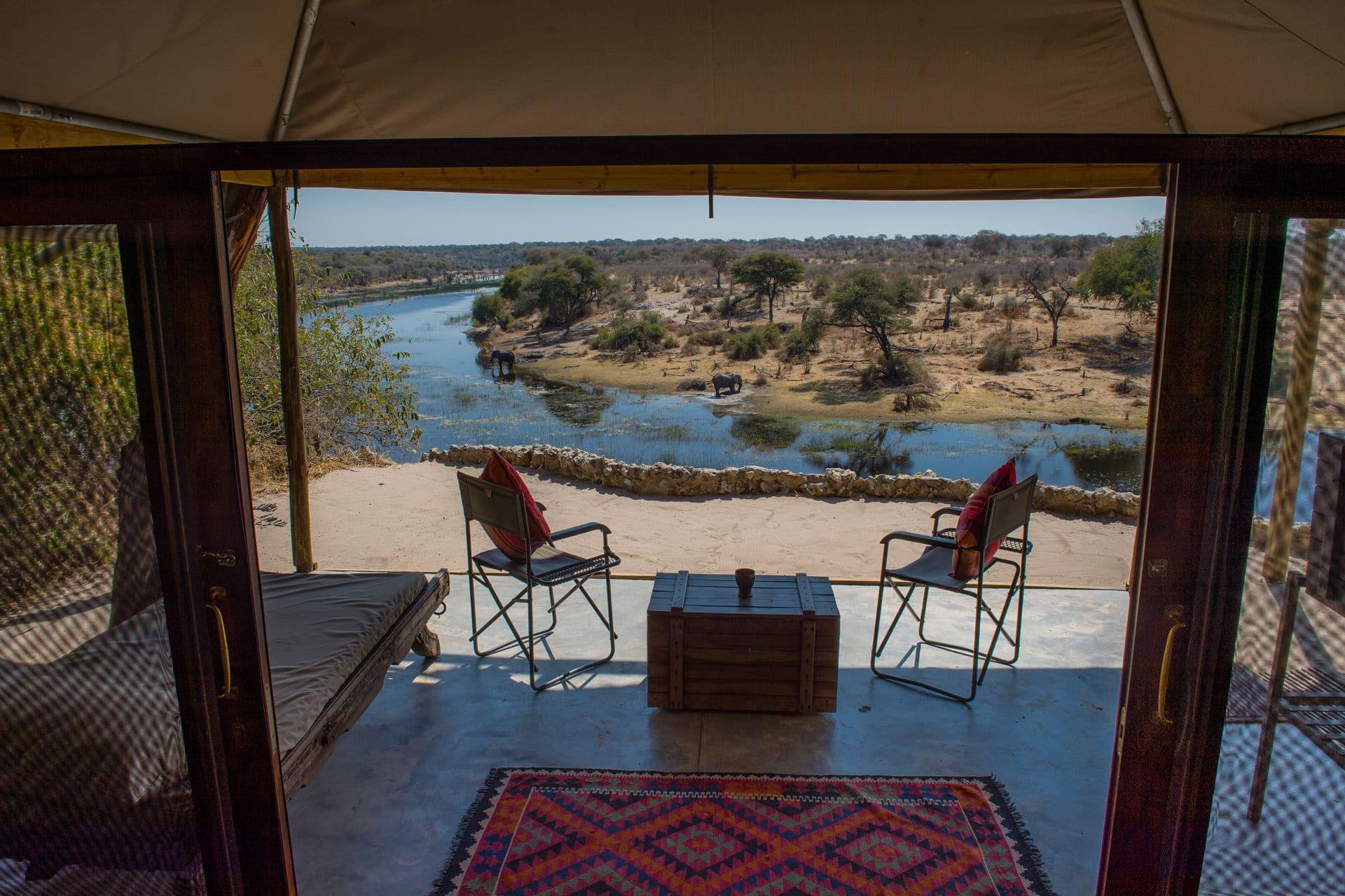 botswana-makgadikgadi-meno-a-kwena Outdoorschaukel