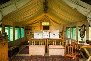 Botswana Moremi Game Reserve Camp Xakanaxa