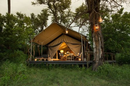 Gomoti Plains Camp