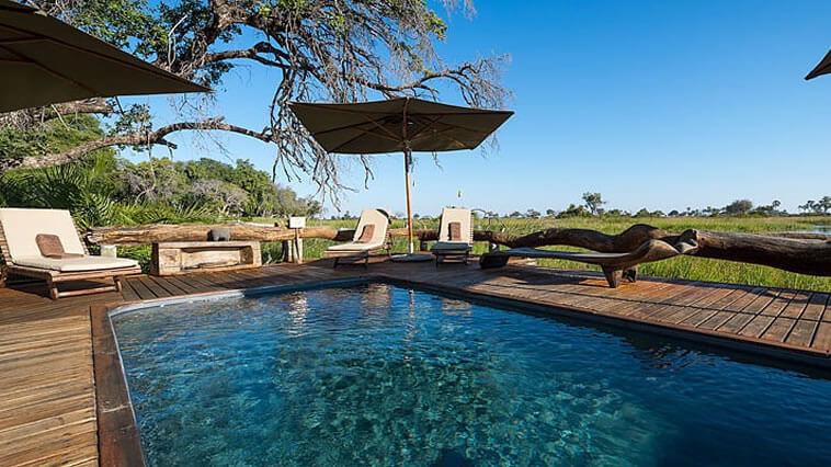 Botswana Okavango Delta Jao Camp