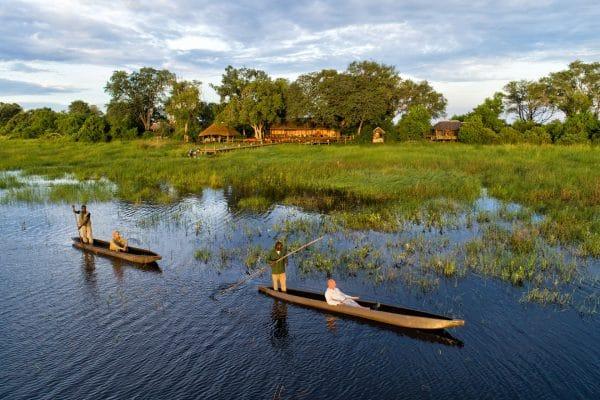 Mapula Lodge Okavango Delta