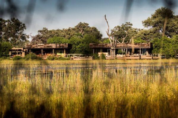 Vumbura Plains Okavango Delta