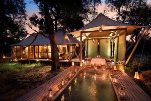 &beyond Xaranna Camp Okavango Delta