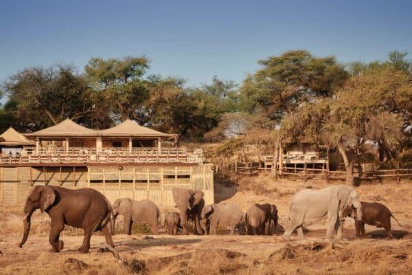 Botswana Savute Savute Elephant Lodge