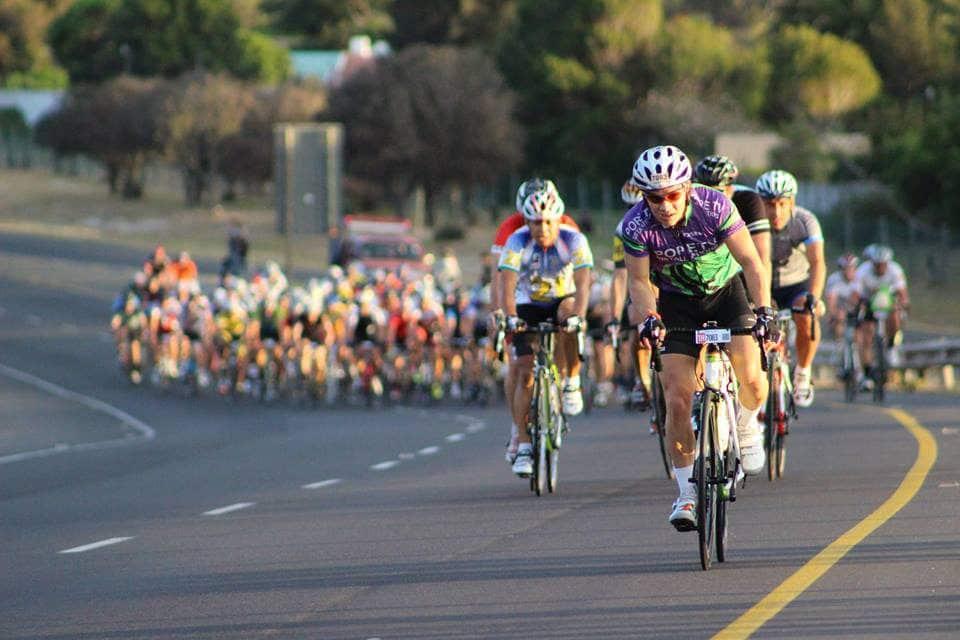 Radrennen In Kapstadt