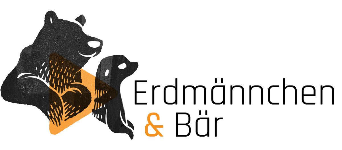 Logo Von Erdmännchen & Bär
