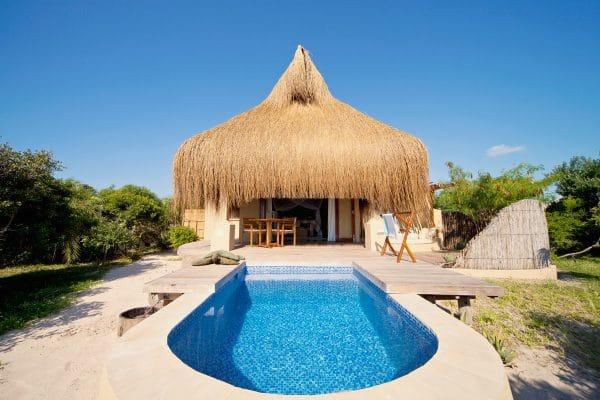 Azura Benguerra Island Chalet Mit Pool