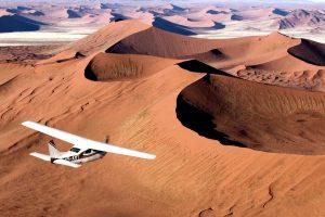 Namibia Flugsafari Sossusvlei Dünen