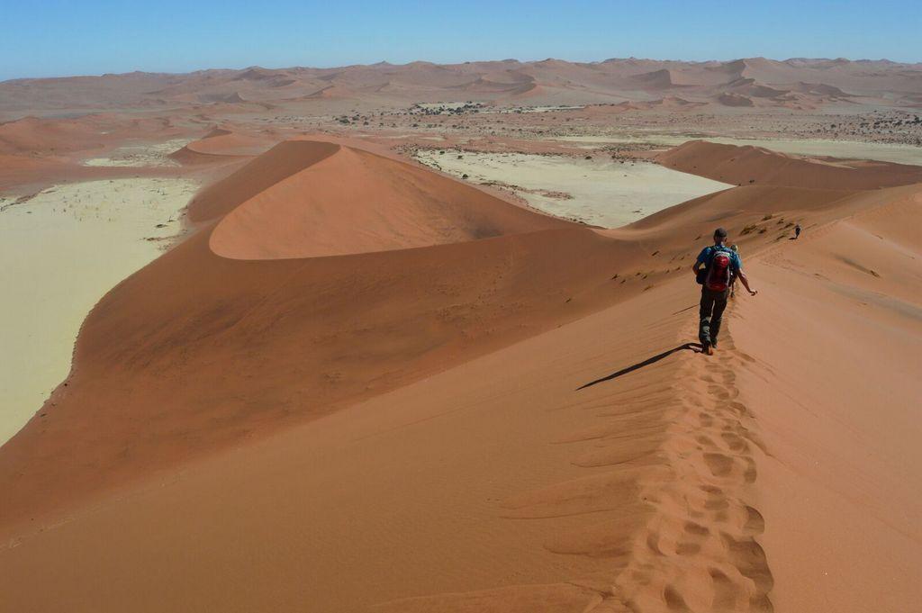 Namib Wüste Karte.Wüste Namib älteste Wüste Der Welt Bilder Dünen Und Infos