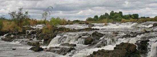 Region Popa Falls