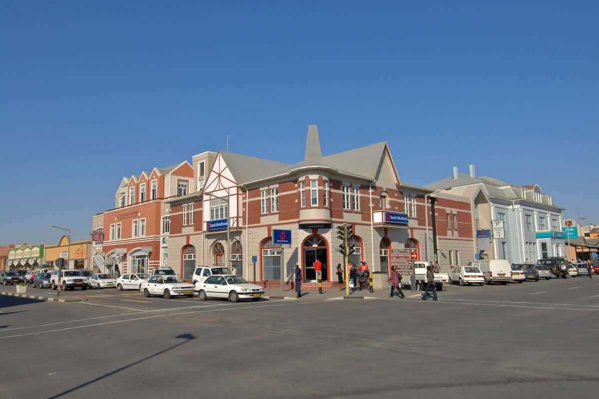 Namibia Trennt Sich Von Deutschen Ortsbezeichnungen