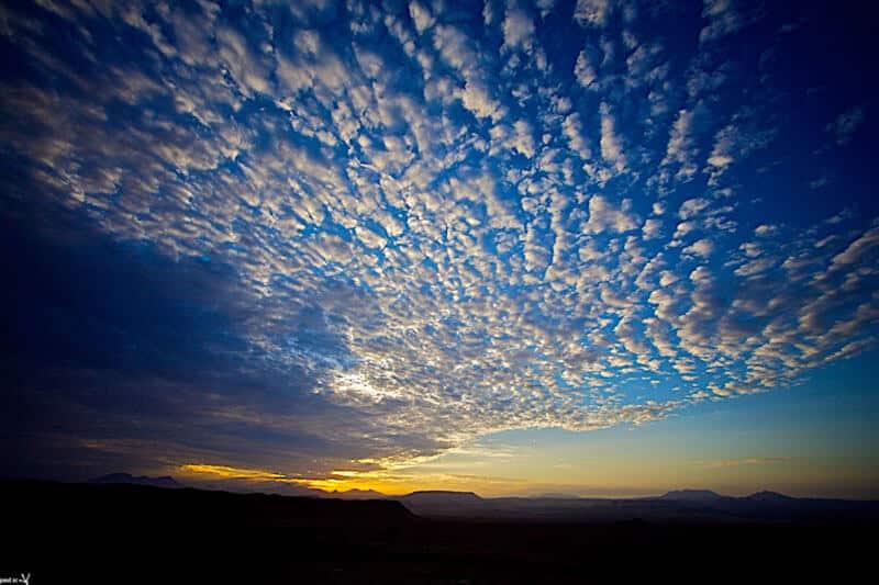 twyfelfontein sonnenuntergang