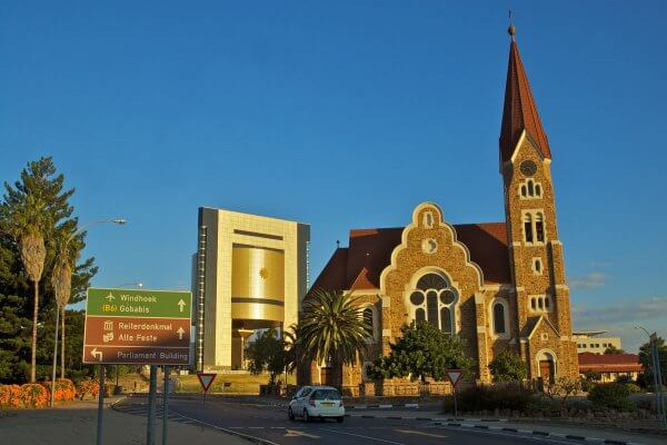 Windhoek Christuskirche
