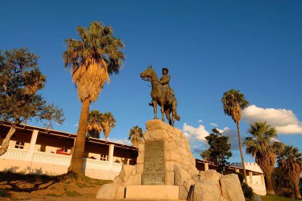 Windhoek Reiterdenkmal