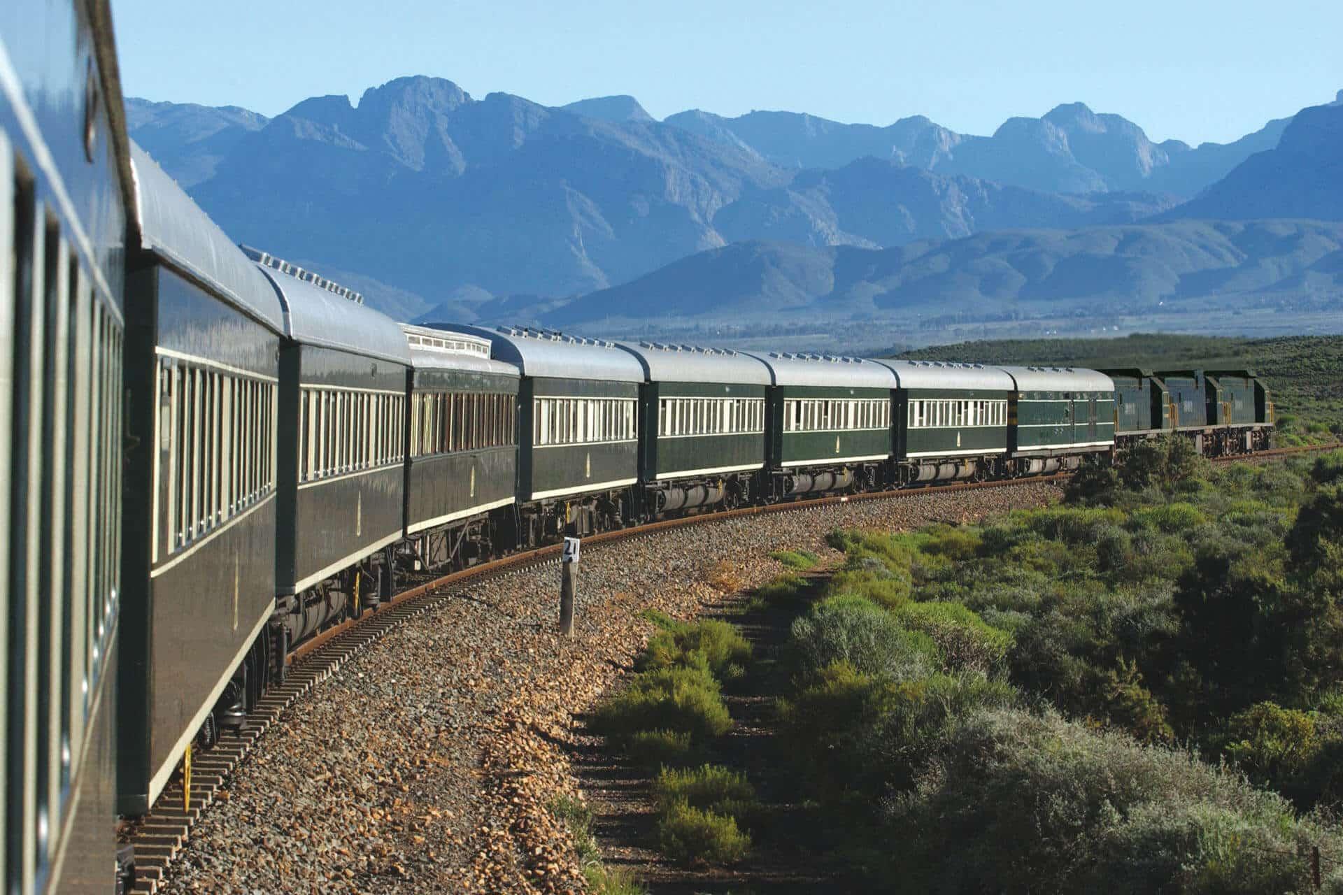 Rovos Rail Mit Kapstadt