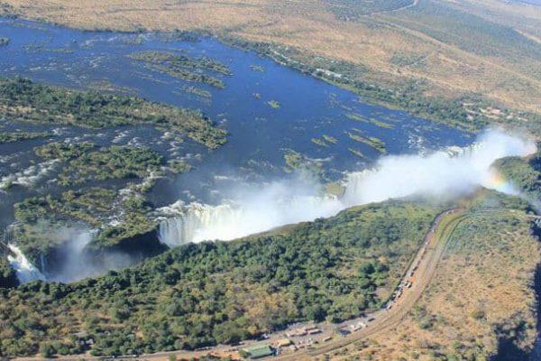 Simbabwe Flugsafari Victoria Falls Chobe Safari Feature Image